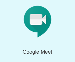 Google meetロゴ