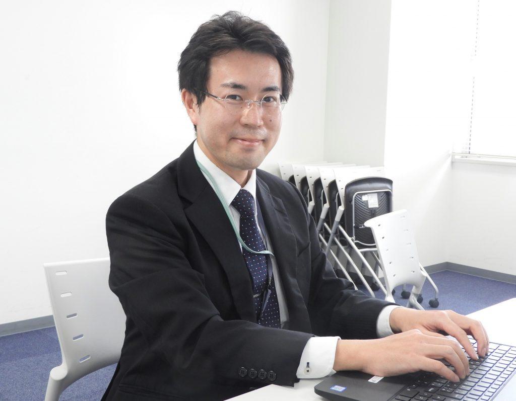 情報システム管理室 山口 純和氏